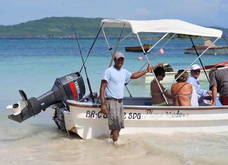 Top Beach Tour in Samana : Discover Rincon, Fronton & Madame beaches.